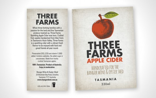 Three Farms Cider